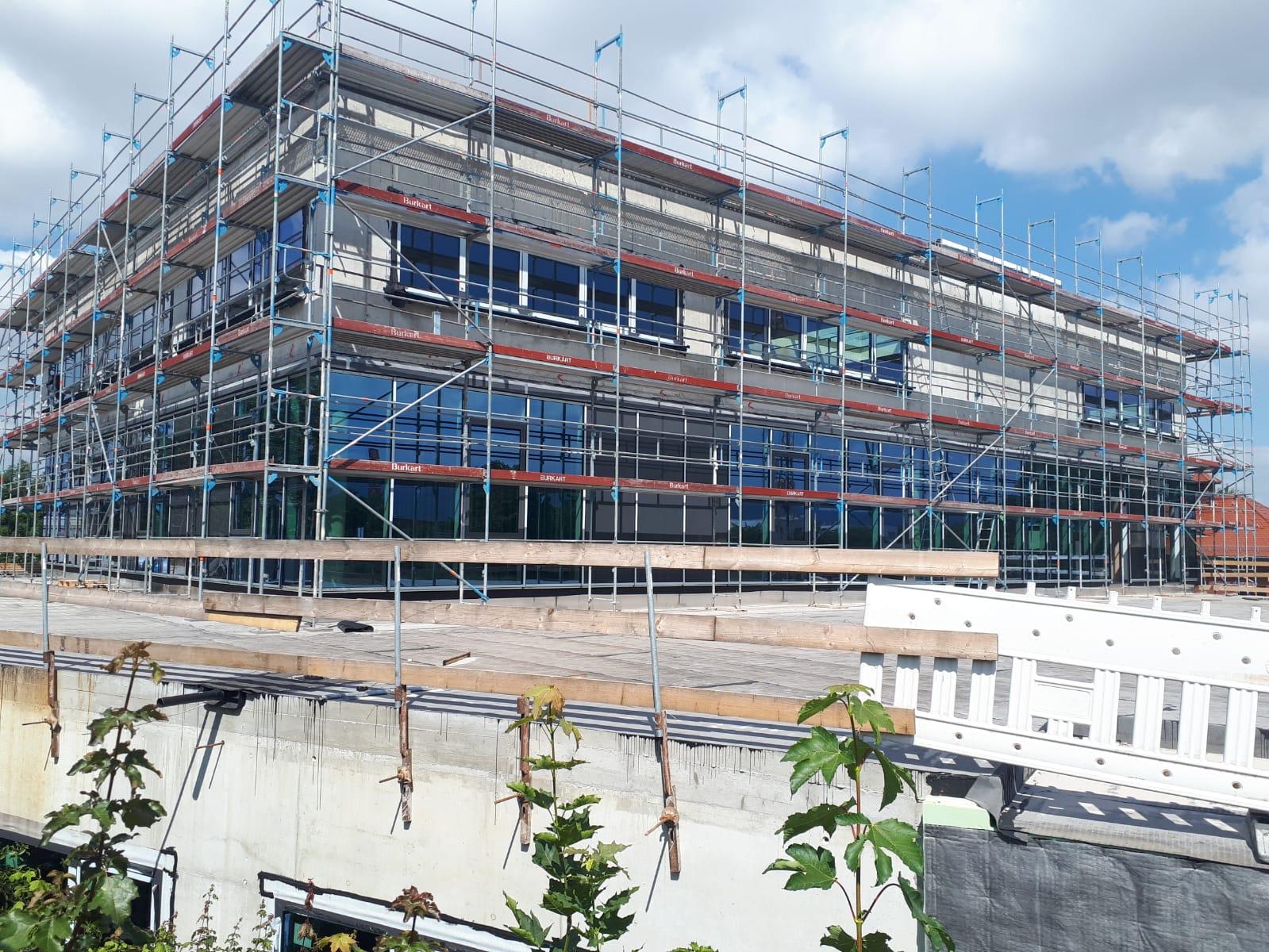Neubau Firmenzentrale