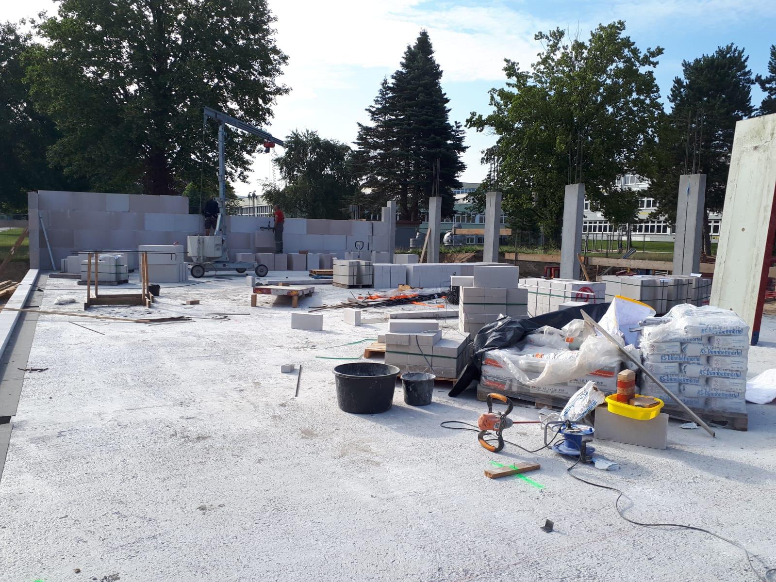 Neubau einer 6-gruppigen Kindertagesstätte