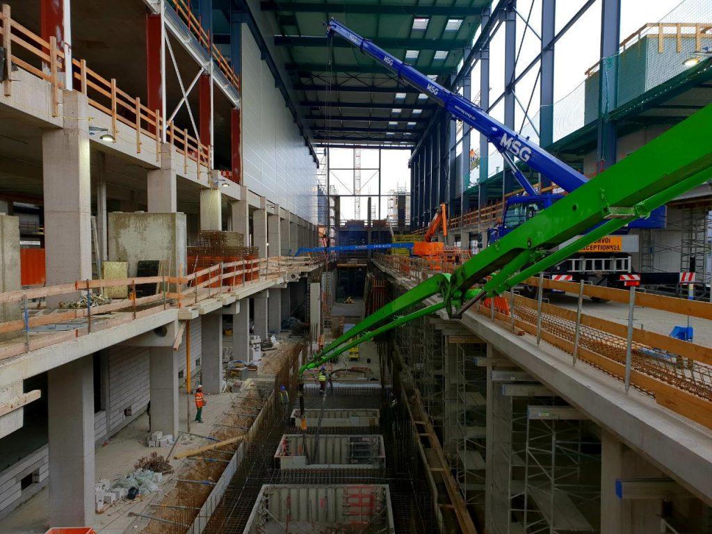 Neubau Fabrik
