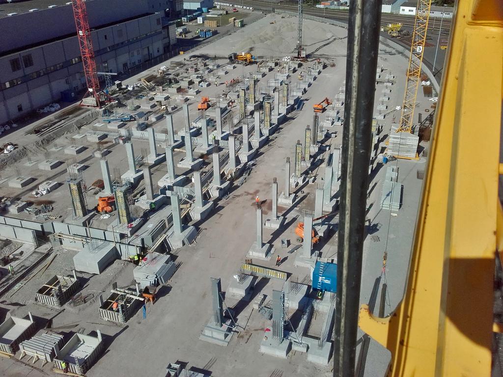 Neubau Produktionsgebäude PM8/SM8/PM8, Koehler SE, 77694 Kehl (
