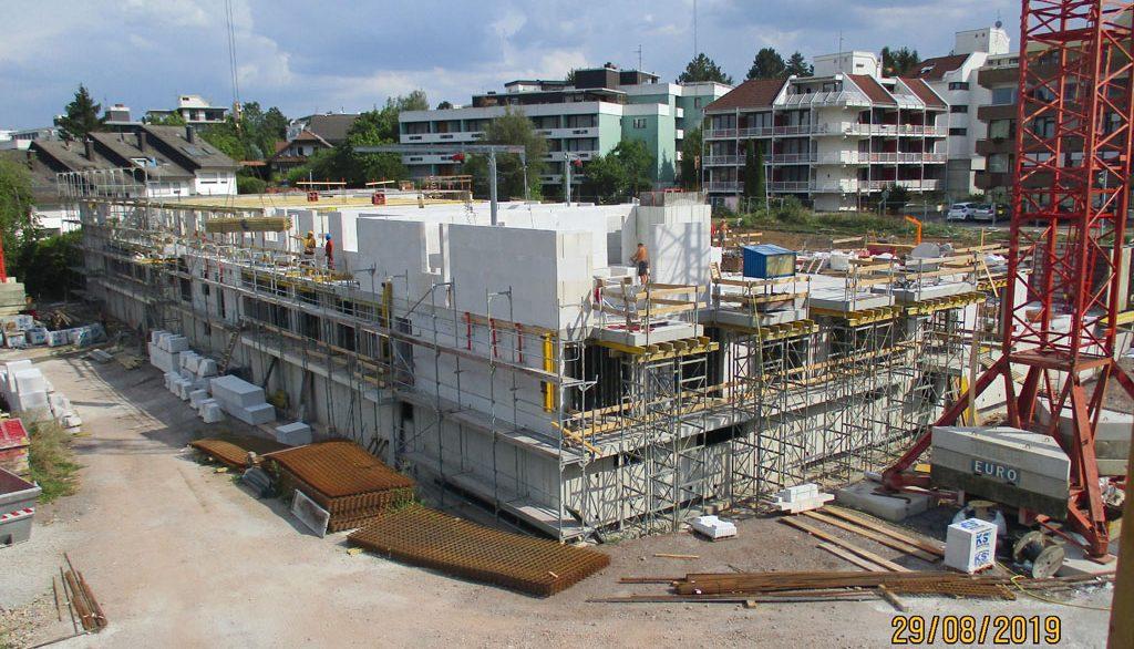 Neubau Senioren-Wohnpark, Tischenbergstraße, 76887 Bad-Bergzabe