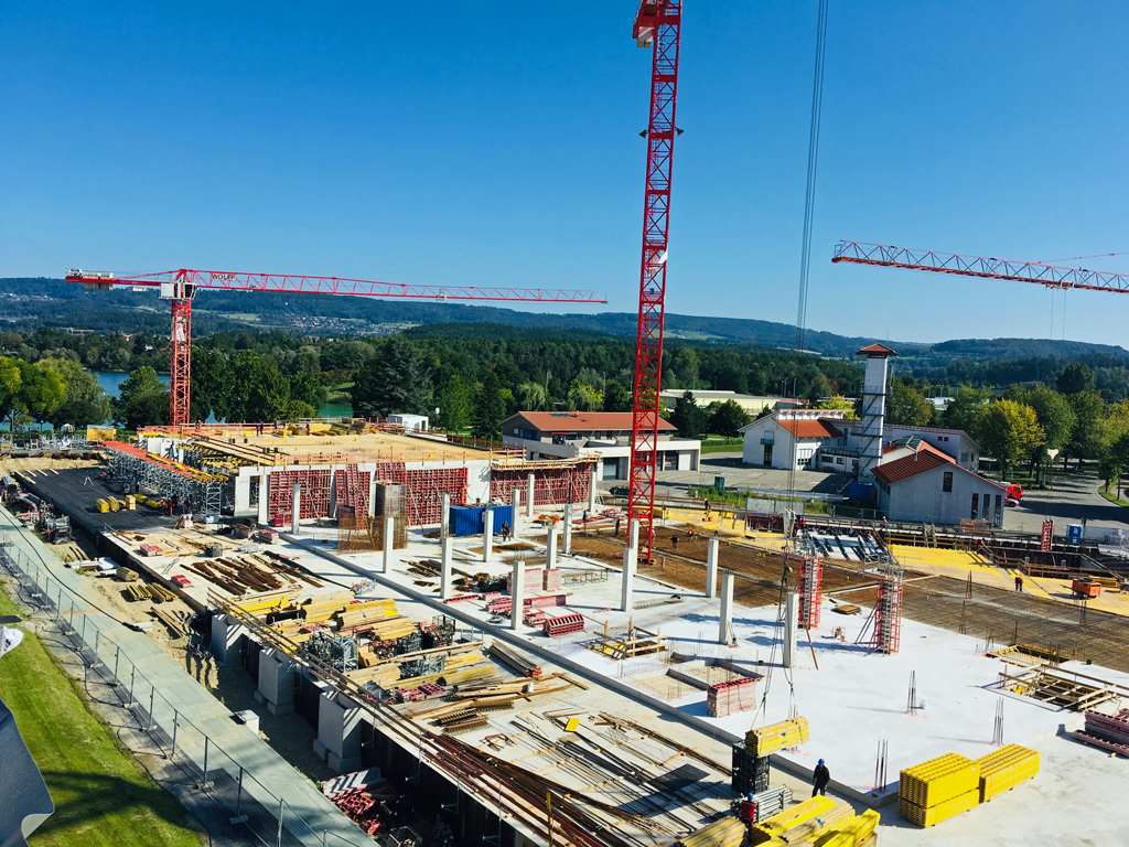 Neubau Wohn- und Geschäftshaus, Schlossseeallee 33 35, 88682